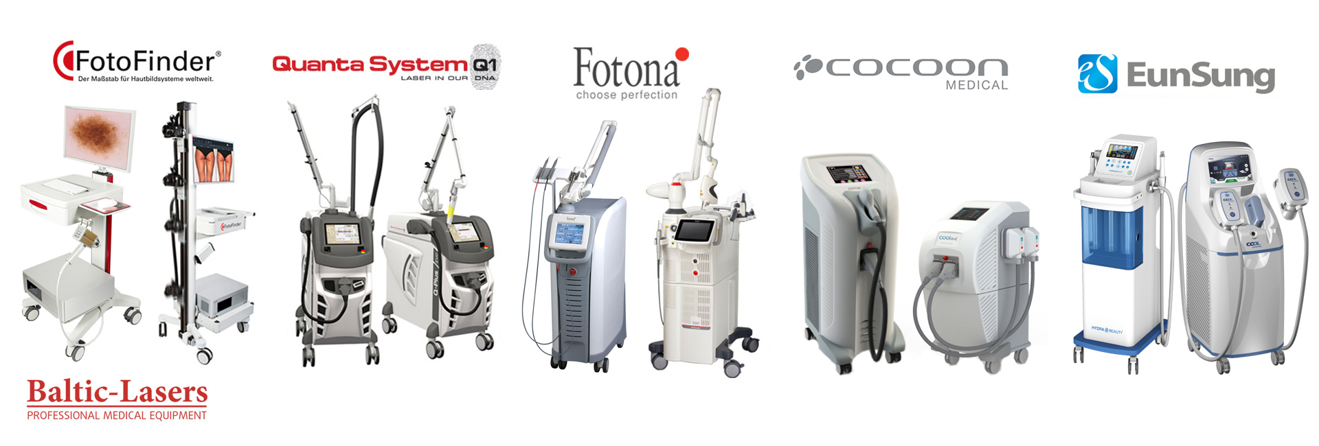 PROFESSIONAL MEDICAL LASERS